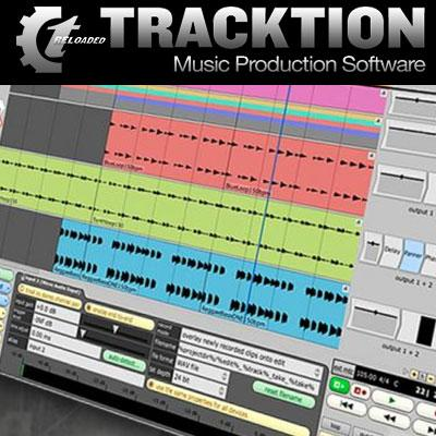 Tracktion Software Tracktion v6.2.3 Incl.Patched and Keygen WiN/MAC/LiNUX-R2R
